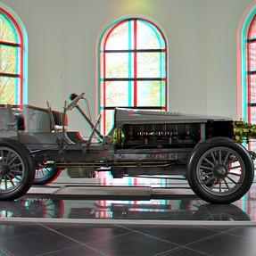 Spyker 1903 Louwmanmuseum 3D