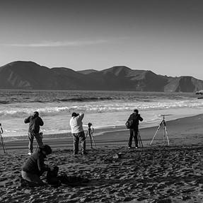 Photographers vs. The Golden Gate Bridge  (C&C Welcome)
