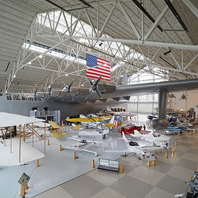 FE 16-35mm (with A7S) Visits Spruce Goose