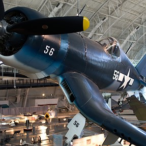 National Air and Space Museum at Dulles