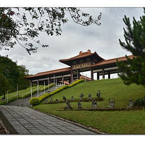 Temple Zu Lai