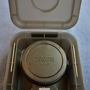 FS: Metabones Speed Booster Canon EF to Micro 43rds