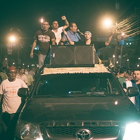"The ""Torch Movement"" in Honduras"