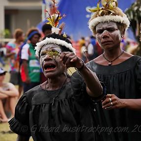 Day 3: National Mask & Warwagira Festival, G6 in action.