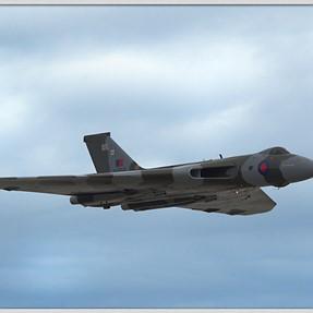 Vulcan Bomber - End of an era