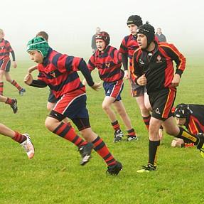 U14s Rugby North Yorks