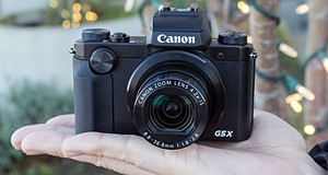 Canon PowerShot G5 X Review