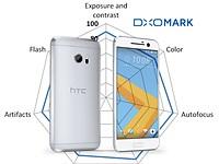 DxOMark Mobile report: HTC 10