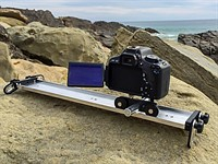 Hero shot: Rollocam introduces Hercules pocket motorized dolly