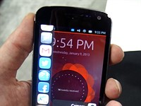 Ubuntu shows off tablet operating system