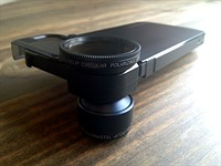 Accessory review: Olloclip telephoto lens and circular polarizing lens for iPhone