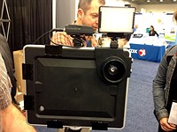 Padcaster supes up iPad video recording