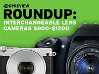 2016 Roundup: Interchangeable Lens Cameras $800-1200