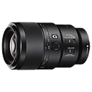 Sony releases 28mm, 35mm, and 90mm macro full-frame primes