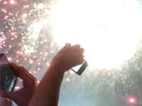 Ringing in the new year: A photographic perspective
