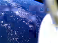 NASA uses smartphones to snap photos of Earth