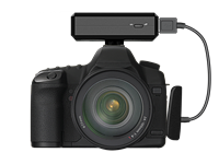 CamFi is a wireless controller for your Nikon or Canon DSLR