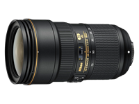 Nikon introduces 24-70mm F2.8 VR, 24mm F1.8 and 200-500 F5.6 FX lenses
