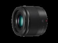 Panasonic confirms Lumix G 25mm F1.7