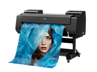 Canon launches a pair of new large format printers aimed at the professional market
