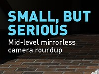 Mid-range Mirrorless camera roundup (2014)