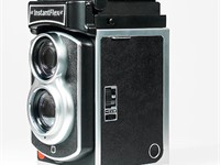 Mint introduces Instantflex TL70 instant film TLR camera