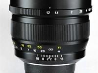 Mitakon Speedmaster 85mm f/1.2 'dream' portrait lens announced