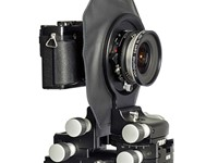 Cambo introduces Canon EOS lens plate with aperture control for Actus view camera system