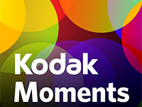 Updated Kodak Moments app lets you share, edit and print your images