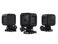 GoPro HERO4 Session waterproof cube-shaped camera announced