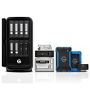 G-Technology updates Evolution range with adapters, readers and portable storage