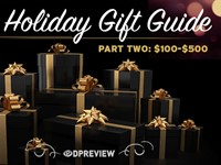 2015 Holiday Gift Guide: $100-500