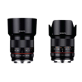 Rokinon introduces new 50mm F1.2 and 21mm F1.4 mirrorless camera lenses