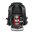 Manfrotto launches secure backpack with concealed rear opening