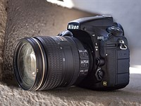 Benchmark Performance: Nikon D810 review