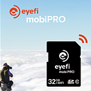 Eyefi launches Mobi Pro card with wireless Raw transfer