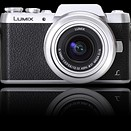 New GF: Panasonic Lumix DMC-GF7 flips for selfies