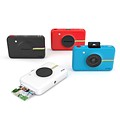 "Polaroid Snap instant digital camera prints 2x3"" photos"