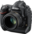 Nikon announces flagship D4s professional DSLR