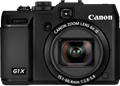 Preview: Canon PowerShot G1 X large sensor zoom compact