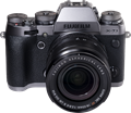 Fujifilm offers silver X-T1 and firmware update