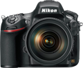 Nikon D800 review updated with D800E side-by-side testing
