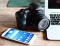 Galaxy NX First Impressions: An Android-powered camera with promise?