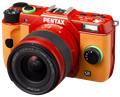 Pentax Japan offers colorful special edition 'Evangelion' Q10