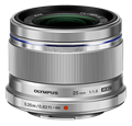 Olympus reveals 25mm F1.8, compact 14-42mm, and 9mm F8 Fish-Eye