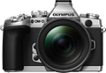 Olympus announces E-M1 firmware version 2.0 and silver body version