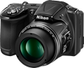 Nikon Coolpix L830 provides 34x zoom on a budget