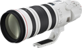 Canon announces 200-400mm f/4 telezoom with built-in 1.4x extender