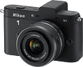 Nikon announces Nikon 1 system with V1 small sensor mirrorless camera
