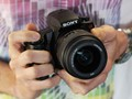 Sony SLT-A37 Hands-on Preview